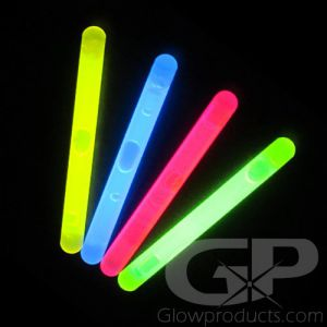 3 Inch Small Glow Sticks Assorted Color Mix