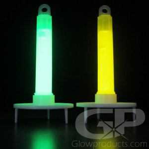 4 Inch Glow Sticks with Stand