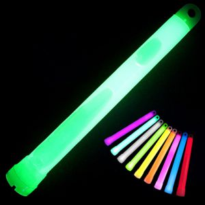 6 Inch Glow Sticks with 8 Hour Glow