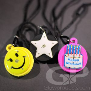 Flashing Pin Body Light Pendant Backer