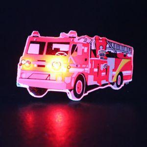 Fire Truck Flashing Pins