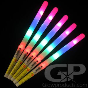 "11"" LED Light Sticks with Handle"