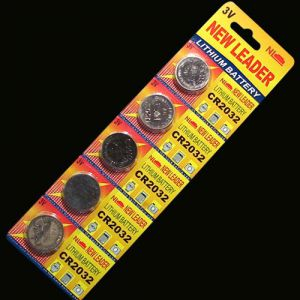 CR2032 Batteries - Pack of 5