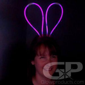 Glow Stick Glowing Bunny Ears