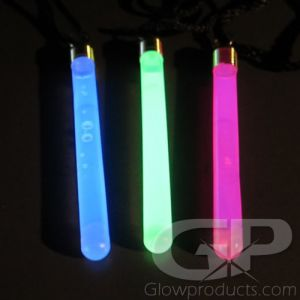 3 Inch Glow Stick Pendants