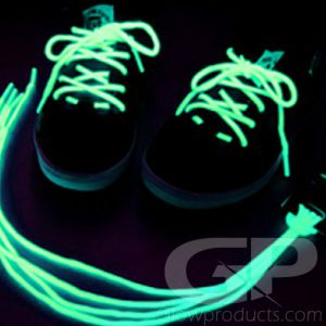 Glowing Shoelaces