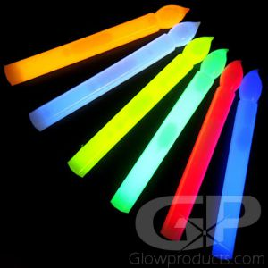 Glow Stick Candles