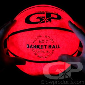 Light Up Glowing Basketball