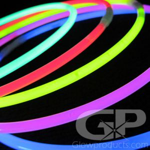 Glow Necklaces with 12 Hour Glow
