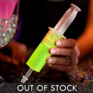 Glow-Shot Glowing Jello Shooter