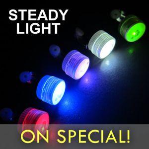 Mini LED Clip Lights Steady Glow Bulk Color Mix