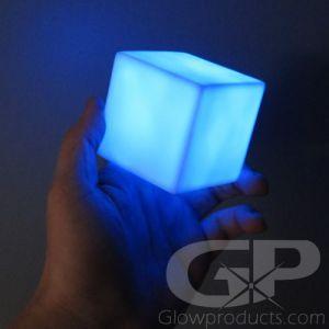 Light Up LED Cube Lamp