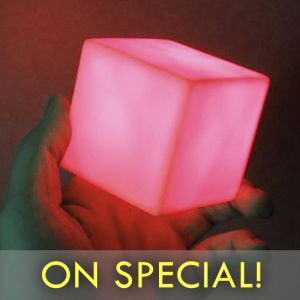 On Special - Flashing LED Party Glasses