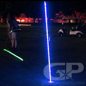 LED Night Golf Flag Sticks