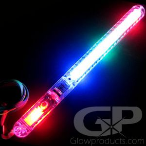 Glowing Party Wand Flashing Light Stick