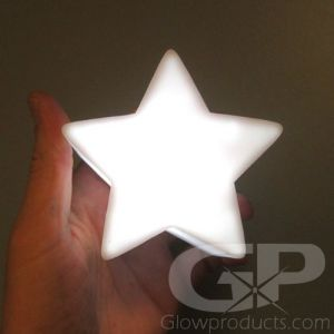 White Star LED Glow Lamp