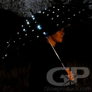 Twinkle Twilight Light Up LED Umbrella