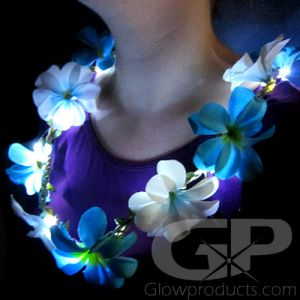 Light Up LED Leis