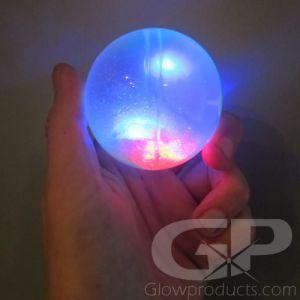 Light Up Flashing Bouncy Balls