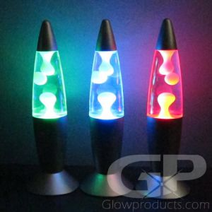 Glow Party Mini Lava Lamps