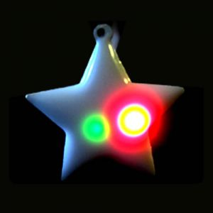Color Changing Rainbow Star Body Lights