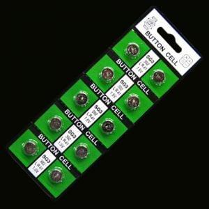 AG3 Batteries - Pack of 10