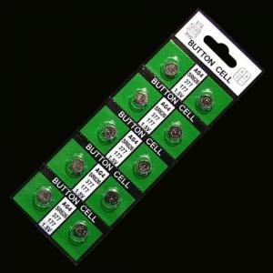 AG4 Batteries - Pack of 10