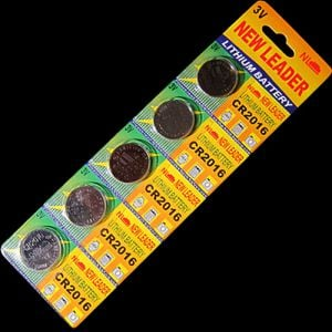 CR2016 Batteries Coin Cell
