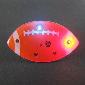 Football Flashing Pin Body Lights