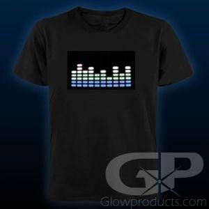 LED Equalizer T-Shirt