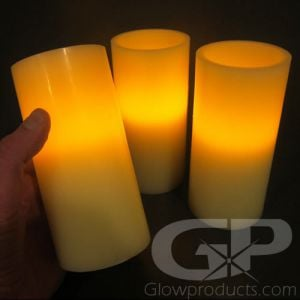 6 Inch Flameless LED Candles
