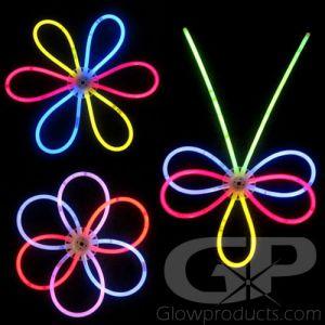 Glow Bracelet Craft and Glow Party Pack