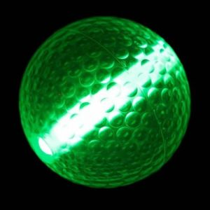 Glow Golf Ball with Glow Insert