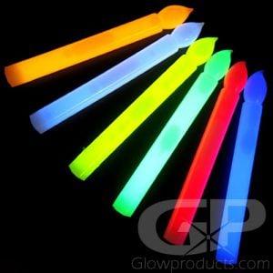 Glow Stick Candles