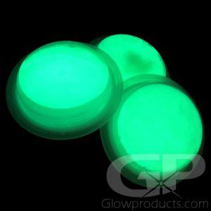 Glowing Circle Badges