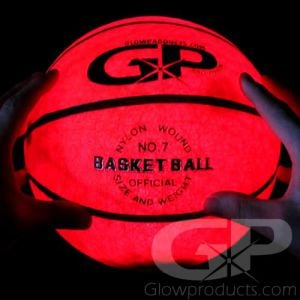 Light Up Glowing Basketball