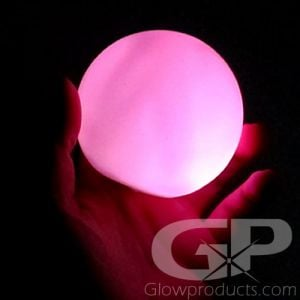 Glowing LED Ball Lamp Centerpiece Tabletop Light