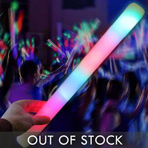 Light Up Foam Sticks