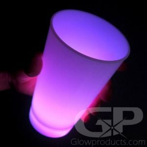 Glow Party Cup with LED Lights