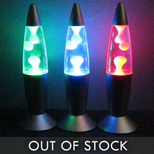 Glow Party Mini Lava Lamps