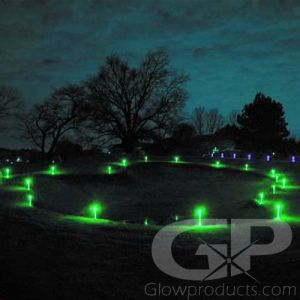 Set Up Night Golf Tournament