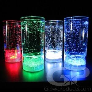 Light Up LED Tumbler Glasses