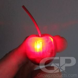 Glowing Light Up LED Drink Cherry