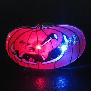 Light Up Halloween Lapel Pins Body Lights