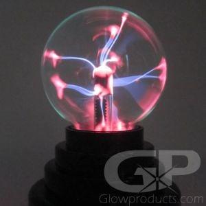 Plasma Ball Orb Lamp