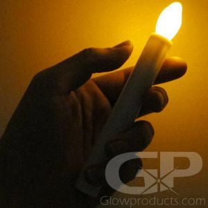 Safe Flame Vigil LED Flameless Candles