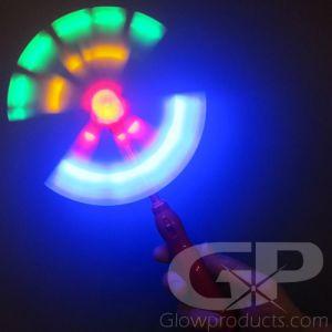 Spinning Windmill Light Stick