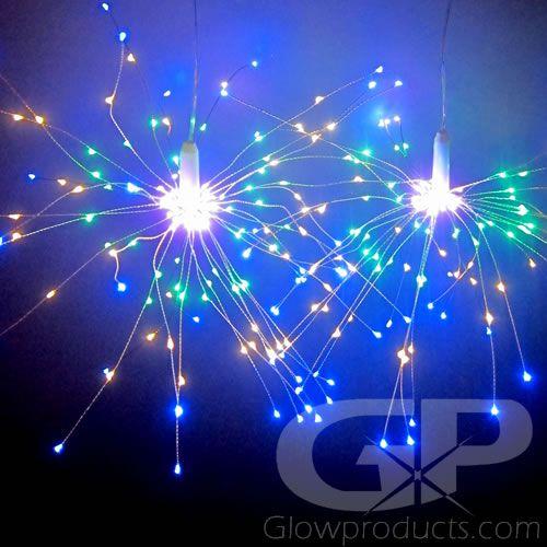 Fireworks Led String Light