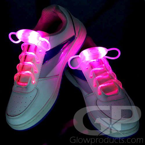 Light Up LED Shoelaces - Glow in the