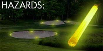 Night Golf Hazards